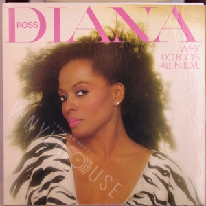 Why do fools fall in love - DIANA ROSS Płyta winylowa LP