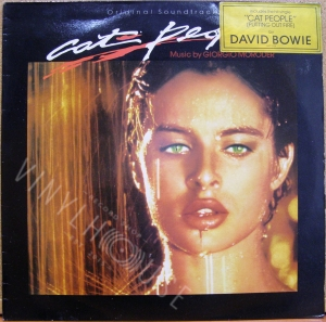 Soundtrack - Cat people - GIORGIO MORODER Płyta winylowa LP