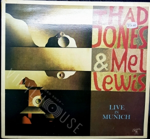 Live in Munich - THAD JONES & MEL LEWIS Płyta winylowa LP