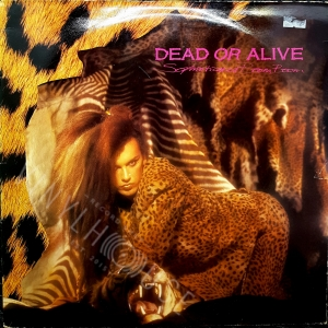 Sophisticated boom boom - DEAD OR ALIVE Płyta winylowa LP