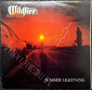 Summer lighting - WILDFIRE Płyta winylowa LP