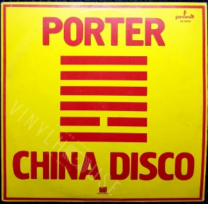 China disco - PORTER Płyta winylowa LP