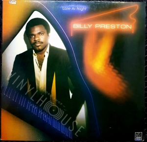 Late at night - BILLY PRESTON Płyta winylowa LP