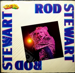 Super star series - ROD STEWART Płyta winylowa LP