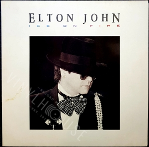 Ice on fire - ELTON JOHN Płyta winylowa LP