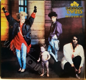 Here's to future days - THOMPSON TWINS Płyta winylowa LP