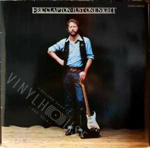 Just one night - ERIC CLAPTON Płyta winylowa LP