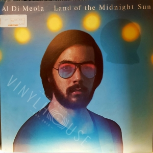 Land of midnight sun - AL DI MEOLA Płyta winylowa LP