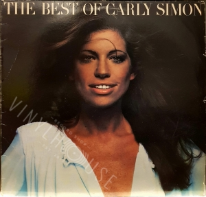 The best of Carly Simon - CARLY SIMON Płyta winylowa LP
