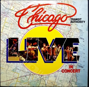 Live in concert - CHICAGO Płyta winylowa LP