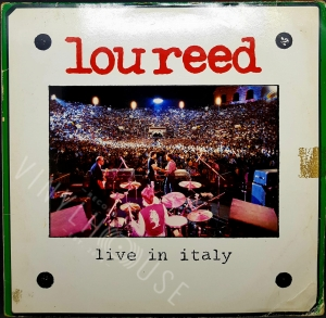 Live in Italy - LOU REED Płyta winylowa LP