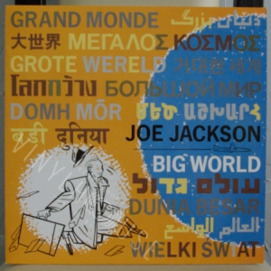 Big world - JOE JACKSON Płyta winylowa LP